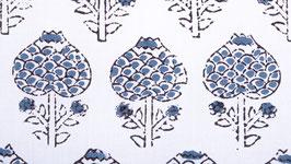Sita flower bleu ardoise