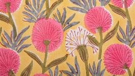 A Prairie aux fleurs roses