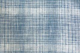 A. Tissu bio bleu pastel (49B)