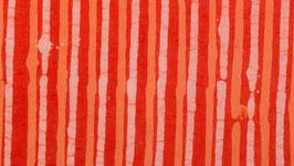 Rayures orange