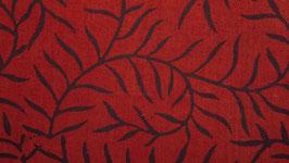 Volutes florales anthracite