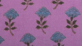 Petites roses bleu pastel