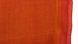 A. Tissu tissé d'orange