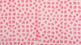 Petite mosaïque rose