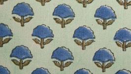 A. Frondaison bleu céladon
