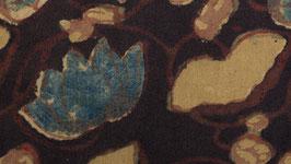Lotus aquatique indigo