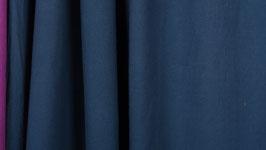 Tissu teinté de bleu cobalt