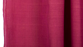Tissu tissé de rose fuchsia