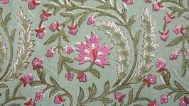 Fleurs d'eau rose framboise (1)