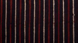Rayures bicolores rouges écrues (1)