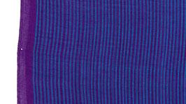 Tissu à rayures violettes