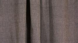 A. Tissu tissé dans une couleur taupe