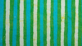 Batik vert et turquoise (1)