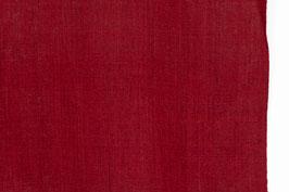 A. Tissu bio rouge bourgogne