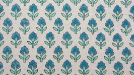 Petites fleurs bleu ciel