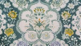 Imbrication florale florissante