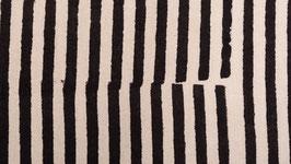 Zébrures noires ou écrues