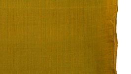 Tissu tissé de jaune moutarde