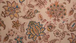 Composition florale ocre jaune