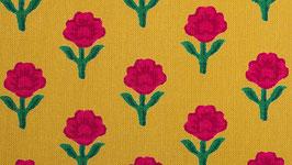Prairie de fleurs fuchsia