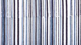 Rayures bleu ardoise