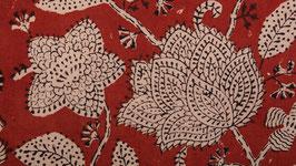 Pointillisme floral anthracite