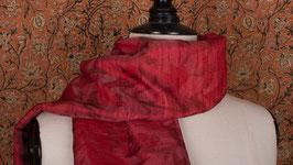 Varanasi rouge vermeil