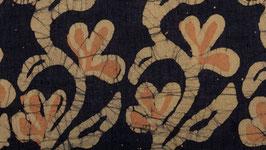 Fleurs grimpantes rose saumon