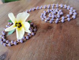 Lilac Mala