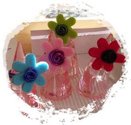Sommerlicher Blumenring