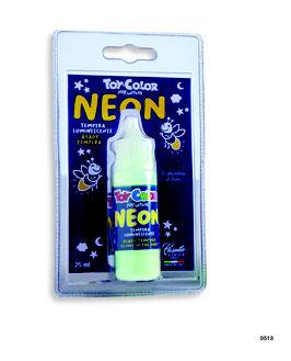 Tempera mit Neon Leuchteffekt 25 ml