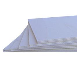 5-er Set Pappelsperrholz 6 mm stark, 210x300 mm