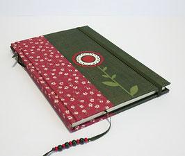Tagebuch - Blume - A5
