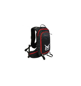 Zaino V8 Equipment FRD 11.1 Hydration Bag Black/Red  (senza sacca idrica)