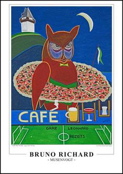 """""""CAFÉ UHU II"""""""