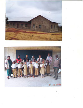 2014 St. Teresa's Primary School, Measkron, Katesh