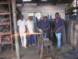 2014 Handwerkerschule VTC Ndanda