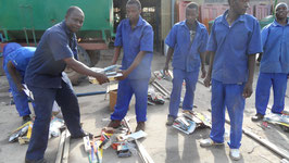 2011 Handwerkerschule VTC Ndanda