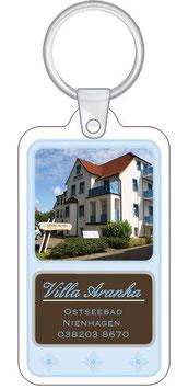 Villa Aranka Schlüsselanhänger