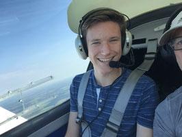 Pilot für einen Tag - Flugzeug selber fliegen; Gesamtdauer ca. 90 Minuten