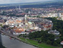 Bremen spezial - Rundflug über Bremen