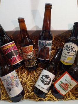 Pack 7 Bières Artisanales - Maison Eguiazabal