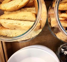 Lot de 10 Mandel Bread - LO VI Kafetegia