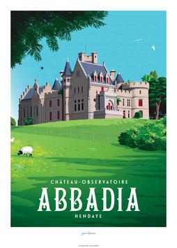 Affiche Jean Navarre en exclusivité - Abbadia