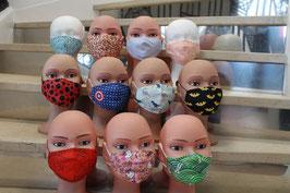Masques hygiéniques 6-9 ans - BESTA
