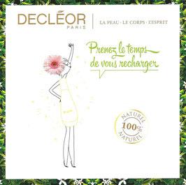 Carte cadeau Decléor 50 - CAPUCINE BEAUTÉ
