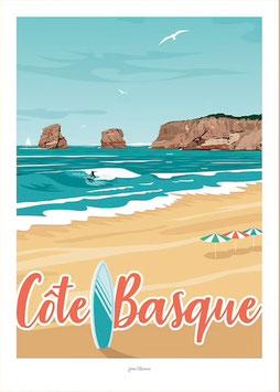 Affiche Jean Navarre en exclusivité - Hendaye Surf