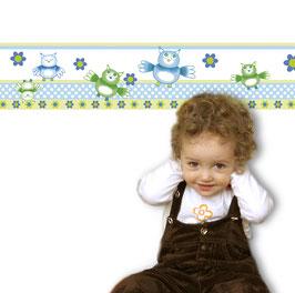 ECO Kinderbordüre | Little Uhu´s