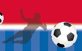 selbstklebende Vliesbordüre | Fußball XXL