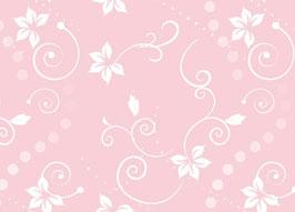 ECO - Vliesbordüre | Florale Träume